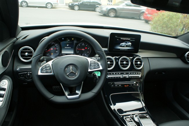 MERCEDES Classe c 220 pack amg occasion 199105