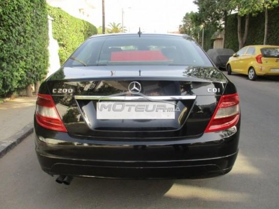 سيارة في المغرب مرسيدس بنز كلاسي سي 200 - 134840