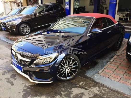 MERCEDES Classe c 220d pack amg line occasion 601284