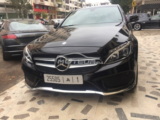 سيارة في المغرب مرسيدس بنز كلاسي سي 220 pack amg - 147795