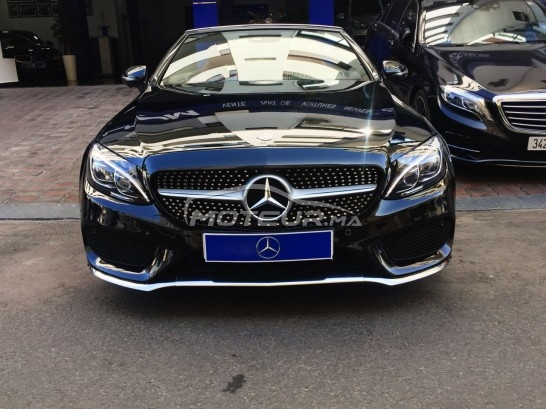MERCEDES Classe c Cabriolet pack amg occasion 580000