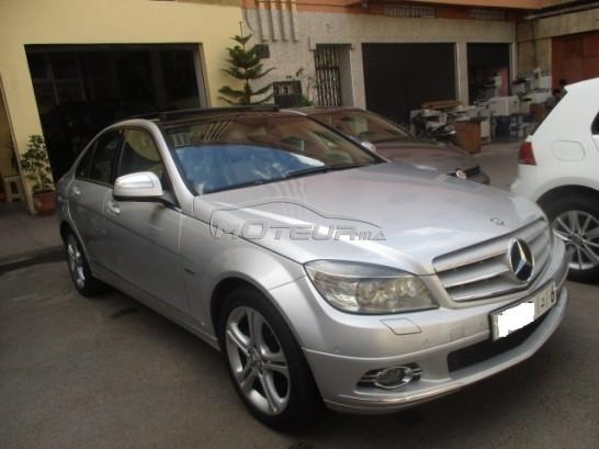 سيارة في المغرب مرسيدس بنز كلاسي سي 220 cdi avantgarde - 220741