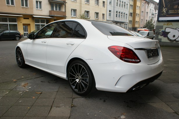 MERCEDES Classe c 220 pack amg occasion 199104