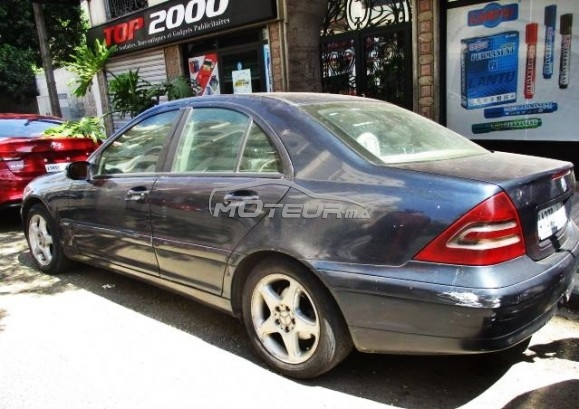 سيارة في المغرب MERCEDES Classe c 220 cdi - 216407