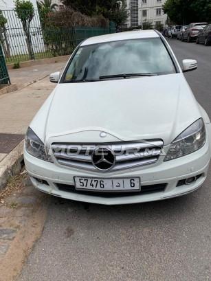سيارة في المغرب MERCEDES Classe c 220 cdi Élégance - 270784