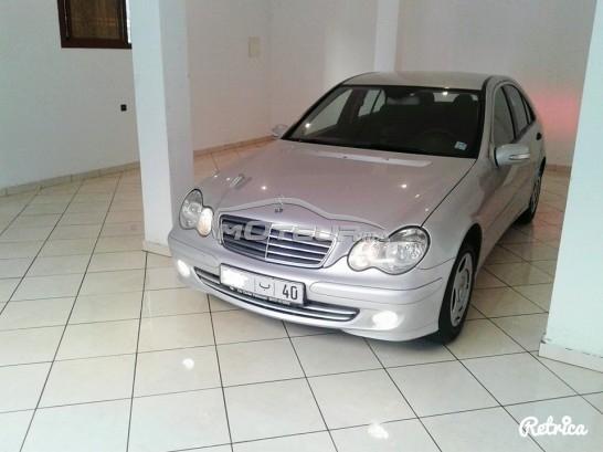 سيارة في المغرب مرسيدس بنز كلاسي سي 200 - 177722
