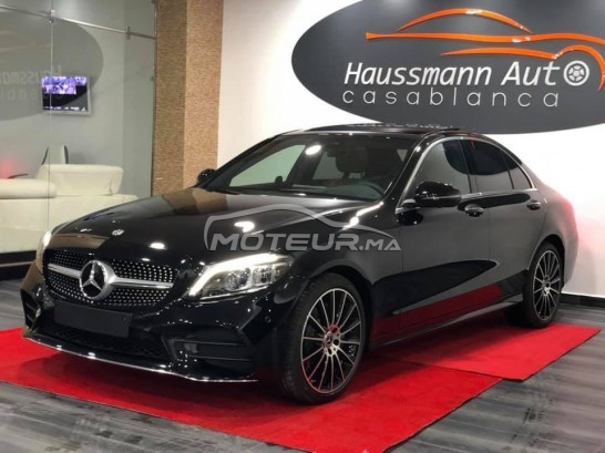 MERCEDES Classe c 220d pack amg facelift occasion