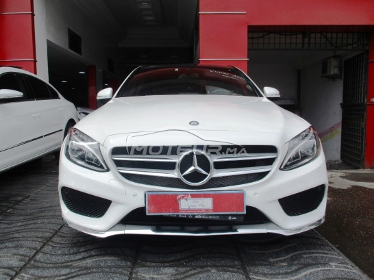MERCEDES Classe c 220 pack amg occasion