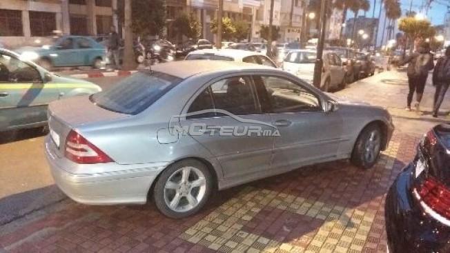 سيارة في المغرب مرسيدس بنز كلاسي سي 220 cdi avantgarde - 206703