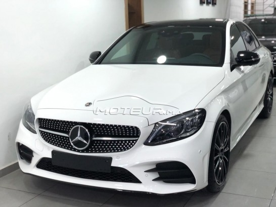 MERCEDES Classe c 220 cdi pack amg occasion