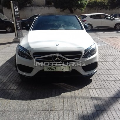 MERCEDES Classe c 220d pack amg occasion 728330