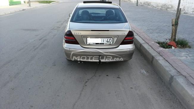 سيارة في المغرب مرسيدس بنز كلاسي سي 270 cdi avantgarde - 227488