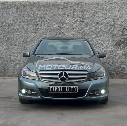 سيارة في المغرب MERCEDES Classe c 220 cdi blueefficiency - avantgarde - 350190