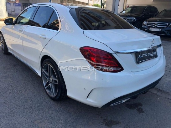 MERCEDES Classe c 220d pack amg occasion 725777