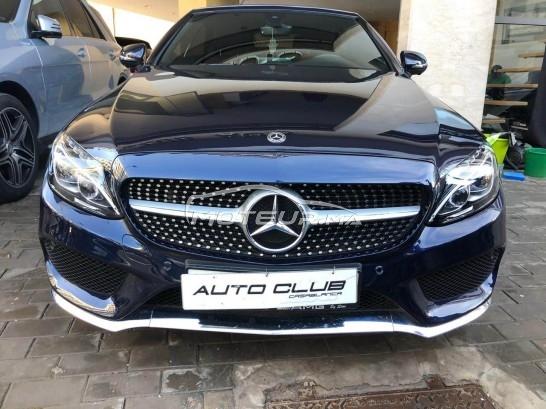 Acheter voiture occasion MERCEDES Classe c Pack amg au Maroc - 309773