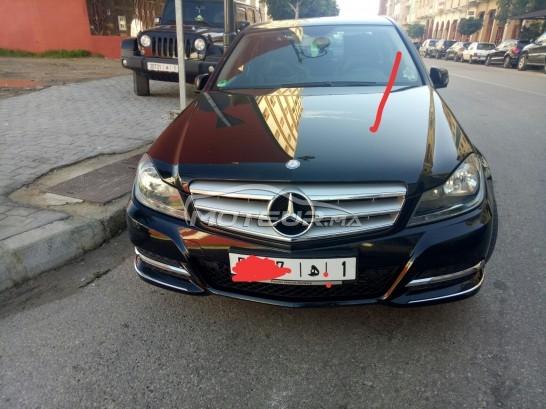 سيارة في المغرب MERCEDES Classe c 220 avantgarde blueefficiency - 249917