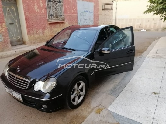 سيارة في المغرب مرسيدس بنز كلاسي سي 220 pack amg - 221513