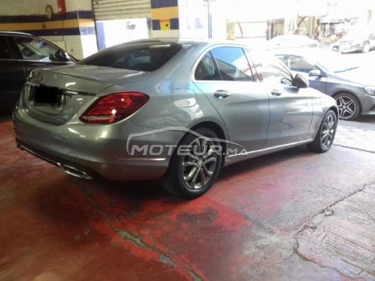 Voiture Mercedes benz Classe c 2015 à casablanca  Diesel