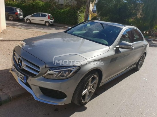 سيارة في المغرب MERCEDES Classe c 220 pack amg - 258831
