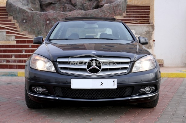 mercedes classe c 220 cdi 2010 diesel 165014 occasion. Black Bedroom Furniture Sets. Home Design Ideas