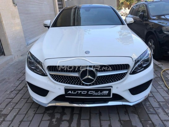 MERCEDES Classe c 220 cdi coupé pack amg occasion