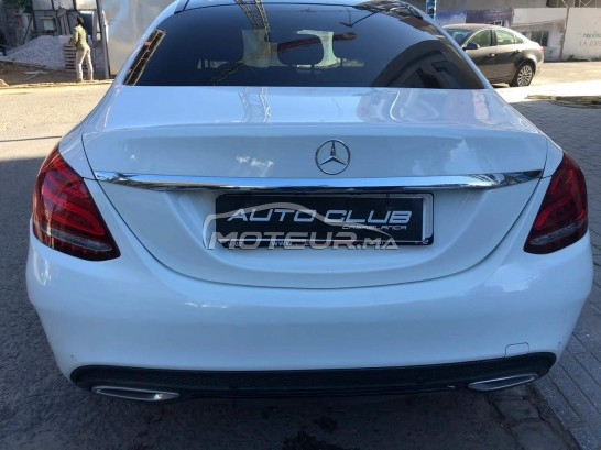 MERCEDES Classe c 220d pack amg occasion 725776