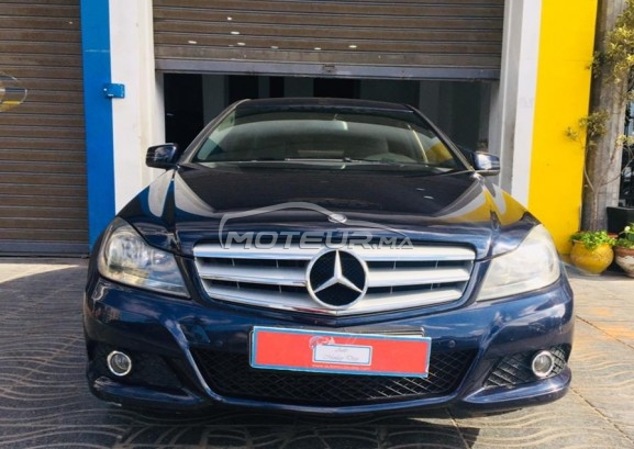 سيارة في المغرب MERCEDES Classe c coupe 220 blue efficiency - 275174