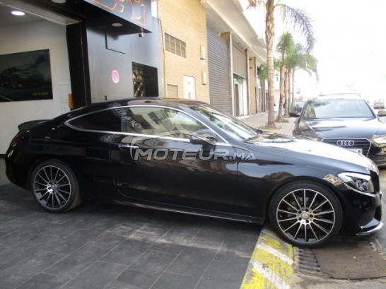 MERCEDES Classe c coupe Pack amg occasion 584951