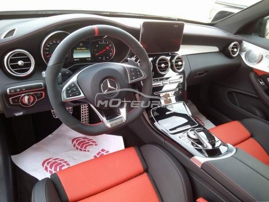 MERCEDES Classe c coupe 63s amg v8 biturbo occasion 354789