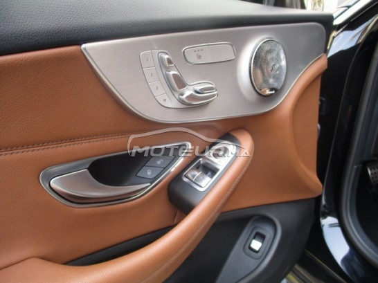 MERCEDES Classe c coupe Pack amg occasion 584955
