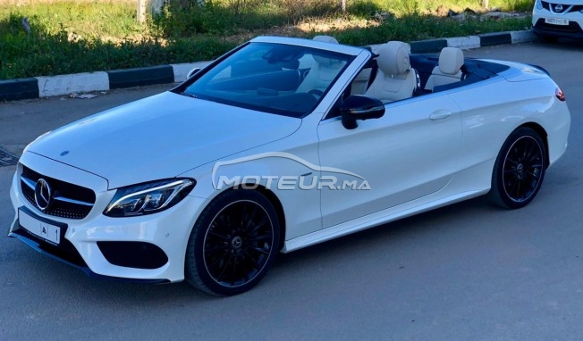 Mercedes Classe C Coupe Cabriolet Pack Amg Night Edition 204 Ch 2017
