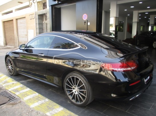 MERCEDES Classe c coupe Pack amg occasion 584948