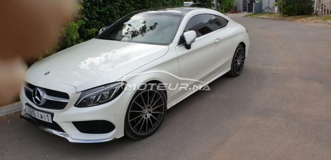 Voiture Mercedes benz Classe c coupe 2016 à casablanca  Diesel
