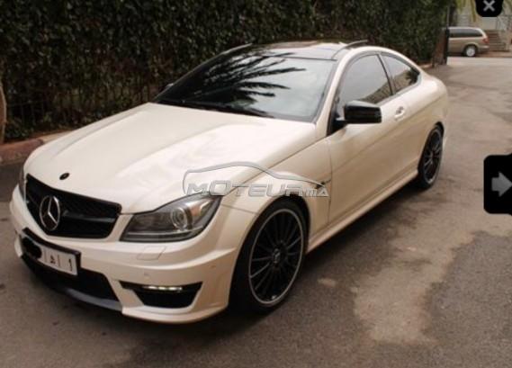 سيارة في المغرب مرسيدس بنز كلاسي سي كووبي 63 amg 507 ch - 210099