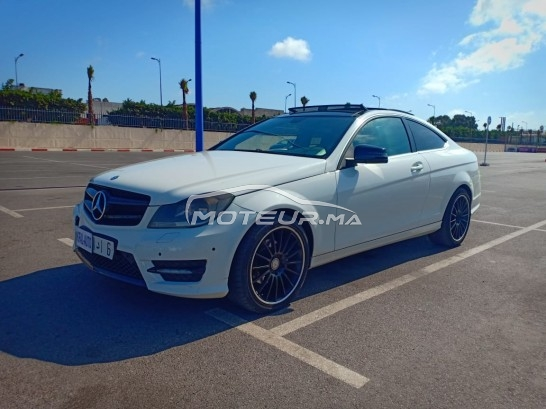 MERCEDES Classe c coupe 220 cdi pack amg مستعملة