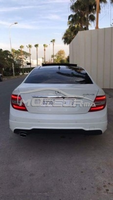 MERCEDES Classe c coupe 220d pack amg occasion 497653