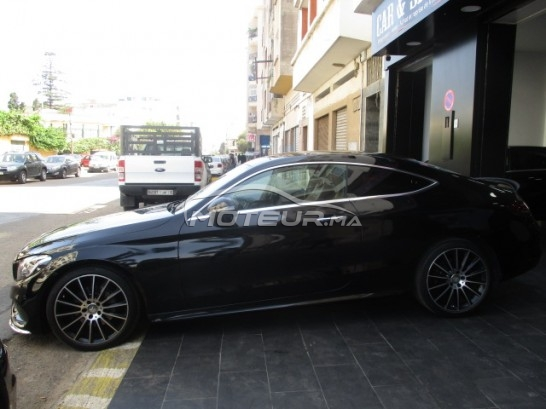 MERCEDES Classe c coupe Pack amg occasion 584949