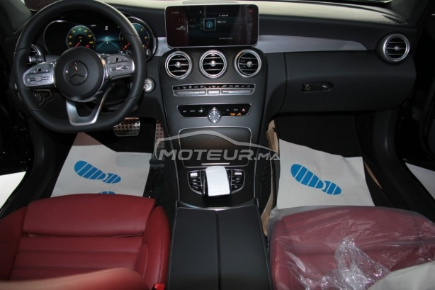 MERCEDES Classe c coupe 220d coupé occasion 698102