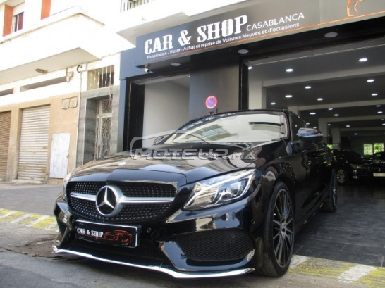 MERCEDES Classe c coupe Pack amg occasion 584959
