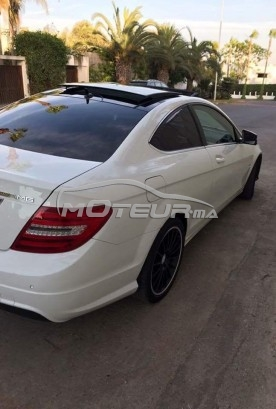 MERCEDES Classe c coupe 220d pack amg occasion 497648