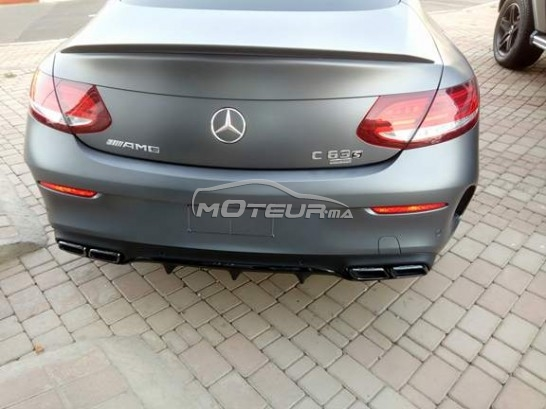 MERCEDES Classe c coupe 63s amg v8 biturbo occasion 354793