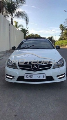 MERCEDES Classe c coupe 220d pack amg occasion 497654