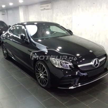 MERCEDES Classe c coupe 220d pack amg مستعملة