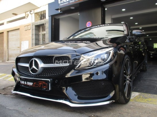 MERCEDES Classe c coupe Pack amg مستعملة