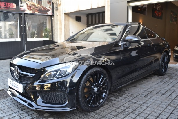MERCEDES Classe c coupe occasion