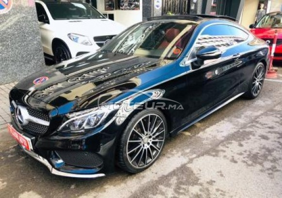 MERCEDES Classe c coupe 250 cdi pack amg occasion 708718