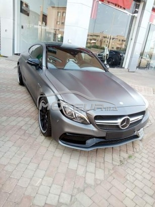 MERCEDES Classe c coupe 63s amg v8 biturbo occasion 354796
