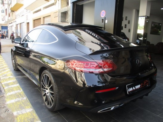 MERCEDES Classe c coupe Pack amg occasion 584945