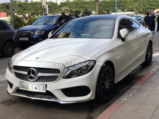 MERCEDES Classe c coupe Amg line occasion
