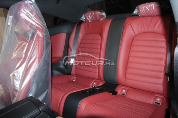 MERCEDES Classe c coupe 220d coupé occasion 698100
